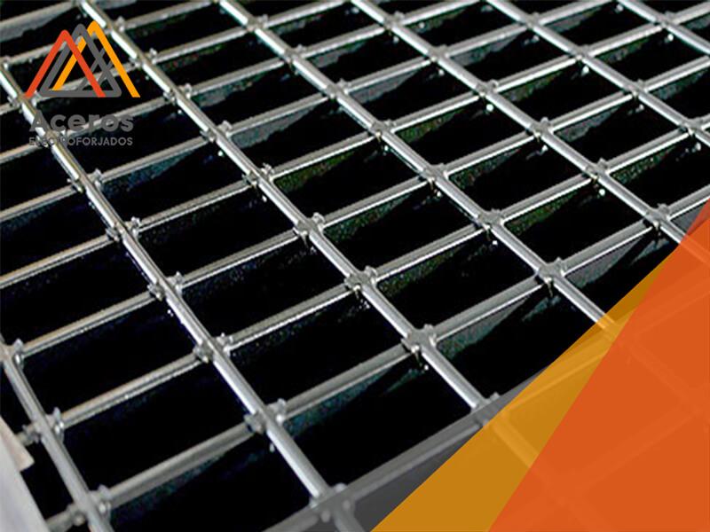 Aplicaciones de la rejilla electroforjada de acero